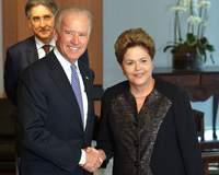 Biden defende parcerias comerciais