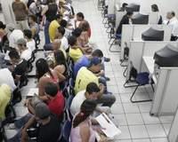 RN tem 3ª maior taxa de desemprego
