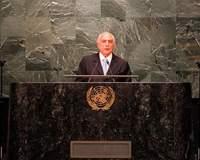 Confira a íntegra do pronunciamento de Michel Temer na ONU
