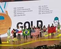 Brasil ganha duas medalhas de ouro, uma de prata e uma de bronze na Olimpíada Internacional de Química