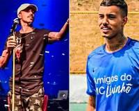 Livinho, o MC que realizou o sonho de ser jogador no São Caetano