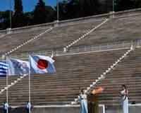 Cerimônia da tocha fica sem público