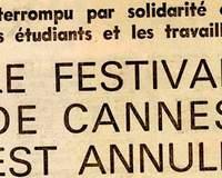 Barricadas do Covid em Cannes