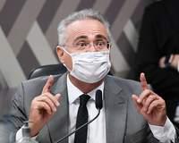 CPI: Renan Calheiros diz que é certo que houve prevaricação de Bolsonaro