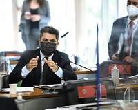 Senador critica relatório de Renan e elogia CPI da Assembleia do RN