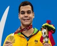 A ascensão meteórica de Gabriel Bandeira, o 1º ouro do Brasil na Paralimpíada