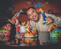 Frevo do Xico deu início as gravações de um disco para o Carnaval de 2022