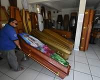 Pandemia de covid-19 afeta mercado funerário no Estado