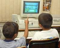 Segurança na internet depende dos pais