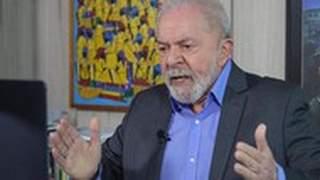 Assista a coletiva de imprensa do ex-presidente Lula em Natal