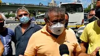 Rodoviários ameaçam greve por tempo indeterminado a partir da próxima semana