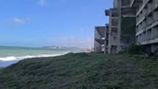 Após 16 anos embargado e sem perspectivas, veja a situação de hotel abandonado em Natal