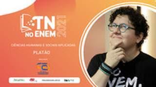 TN no Enem 2021 | Ciências Humanas e Sociais Aplicadas | Platão