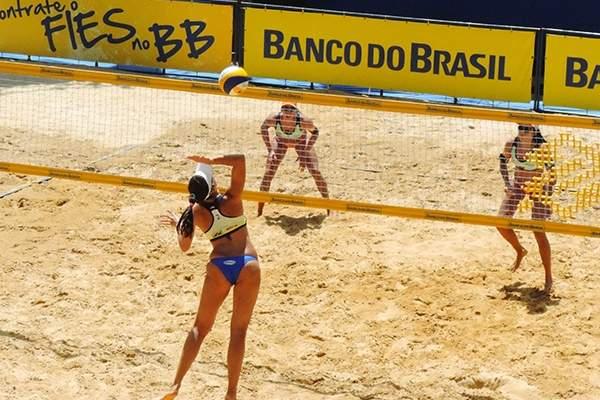 Circuito Banco Do Brasil : Definidas as finais do circuito banco brasil de vôlei