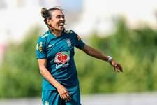 Equipe feminina da Seleção está completa na Austrália