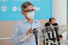 Uso de máscaras no RN pode ser liberado com 70% da população vacinada, diz Sesap