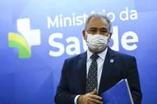 Ministério da Saúde anuncia dose de reforço para profissionais da saúde