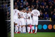 Em estreia do trio Messi, Neymar e Mbappé, PSG empata e decepciona