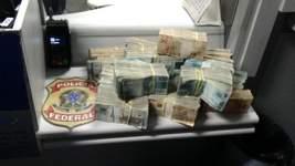 Foragido da Justiça de SP é preso e R$ 613 mil são apreendidos em Natal
