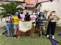 Cursinho oferece aulas gratuitas de preparação para o ENEM a estudantes em situação de vulnerabilidade