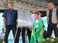Governo Federal inaugura última etapa de transposição do São Francisco
