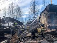 Explosão em fábrica de pólvora deixa ao menos 16 mortos na Rússia