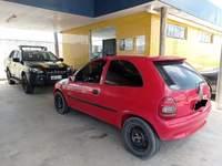 Veículo roubado é recuperado em município na Grande Natal