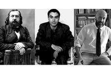Três poetas num mesmo dia