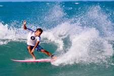 Em disputa acirrada, potiguar Mateus Sena vence etapa do Brasileiro de surfe profissional
